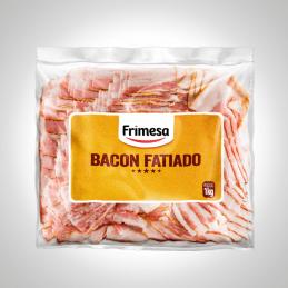 Bacon Fatiado Congelado...